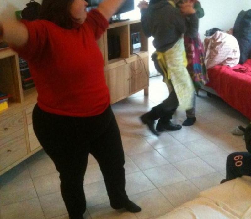 Le ragazze e il ballo come divertirci con poco